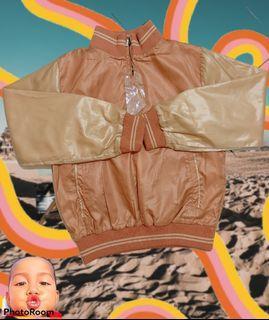 Lump bomber jacket