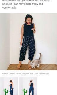 Matter Prints Lounge Lunghi + Falcon Print