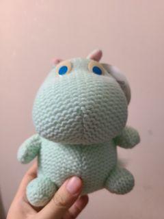 Moomin公仔