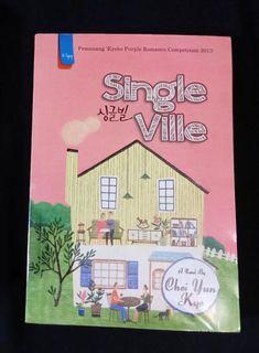 Novel Korean Preloved - Single Ville