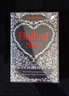 Novel Preloved - Finding Sky (Benedict Series)