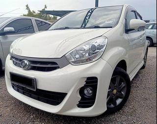Perodua myvi 1.5se
