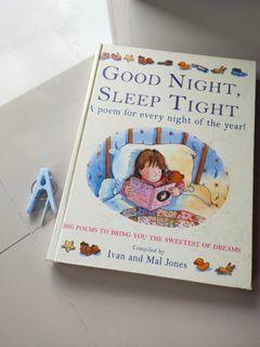 Poems book for kids bedtime