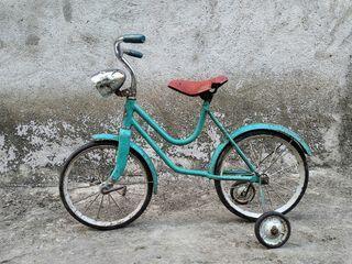 Sepeda kids anak antik jadul original