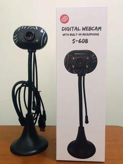 SM Supplies Digital Webcam
