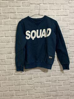 Squad大學T