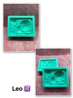 Square Horoscope Silicone Mould Part 2