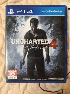 UNCHARTED 4 密境探險4