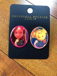 Universal Studios Japan - Space Fantasy Badge
