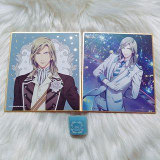 Utapri Camus Shikishi & Ringlight Set - Uta no Prince Sama [OFFICIAL]