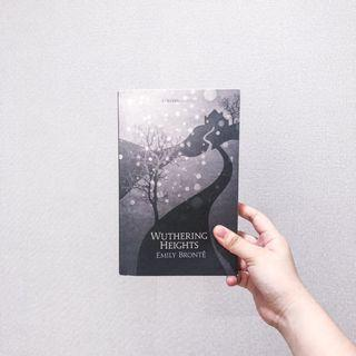 Wuthering Heights by Emily Brontë Novel Import