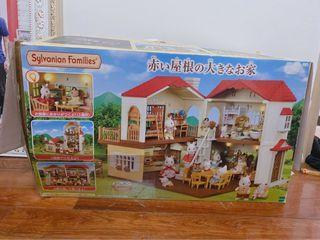 家族森林的房子+傢俱