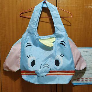 小飛象立體購物袋 #防疫