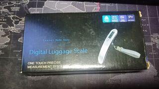 不鏽鋼電子行李秤