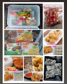 aneka frozen food