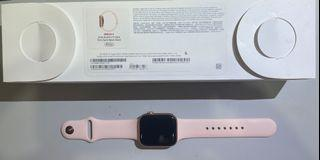 Apple Watch Series 4 GPS and Cellular 44mm Gold Like New in Box with all Accessories