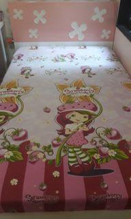 Bed + Busa (Ranjang + Busa) set cantik