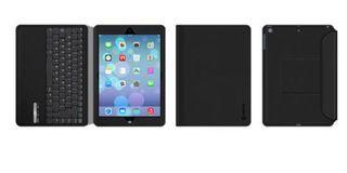 Black Griffin Slim Keyboard Folio for iPad Air