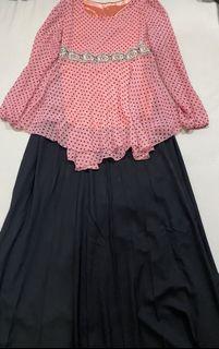 Blouse skirt mix & match