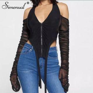 Brand new size small top