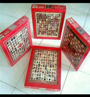 Coke Puzzles & Collectibles