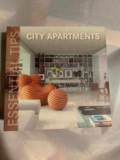Design book: city apartments