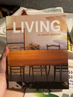 Design book: living in small spaces