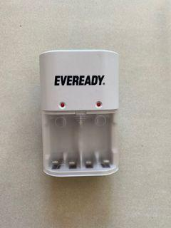Eveready battery charger 4 slots