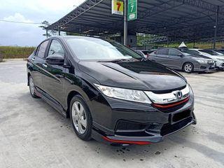 Honda City 1.5 E Spec 2014Yrs