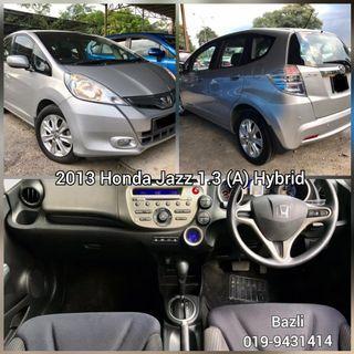 Honda Jazz 1.3 (A) Hybrid