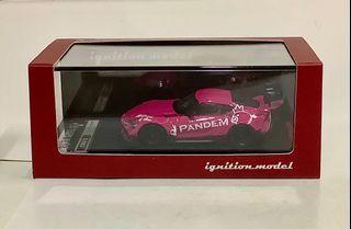 ignition model Pandem Supra (A90) Pink