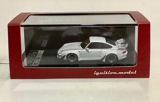 ignition model RWB 993 Matte Pearl White