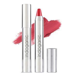 Indoganic Beauty Lip & Cheek Crayon Rosy Red