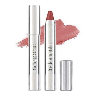 Indoganic Beauty Lip & Cheek Crayon Coral Crush
