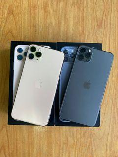Iphone 11 Pro Max 256gb Gold / Grey