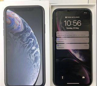 iPhone XR 128GB - Black