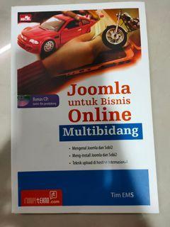 Joomla untuk Bisnis Online Multibidang