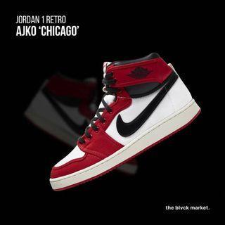 Jordan 1 AJKO (multiple pairs)