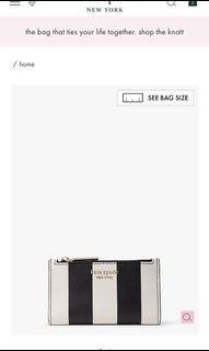 Kate Spade Spencer Bifold Wallet