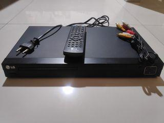 LG DVD/VCD/CD Player Tipe DV 250 (2007)