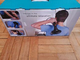 LNIB) Massager with heat Dual head Accpressure