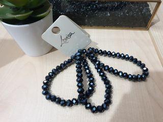 LOVISA Bracelets - 3 pcs a set
