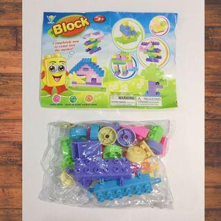 Mainan Edukasi Block Pintar Bricks
