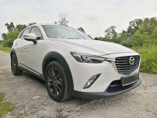 Mazda CX-3 2.0 2WD Skyactiv 2016Yrs