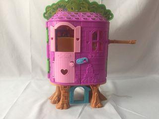 Preloved Barbie Chelsea Tree House