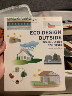 Reference book: eco design outside