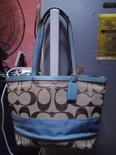 Rush Sale! Preloved Coach Bag