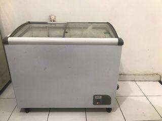 freezer sliding jumbo