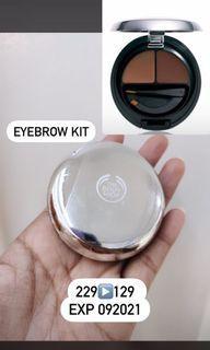 The Body Shop Makeup Eyebrow Kit