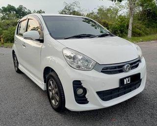 2013 Perodua Myvi 1.5 SE Auto